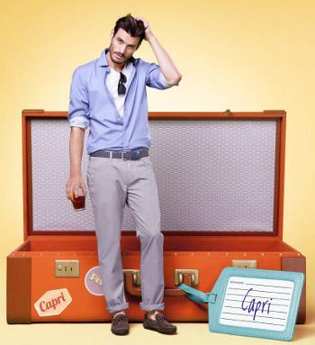 Combipel abbigliamento uomo 2013