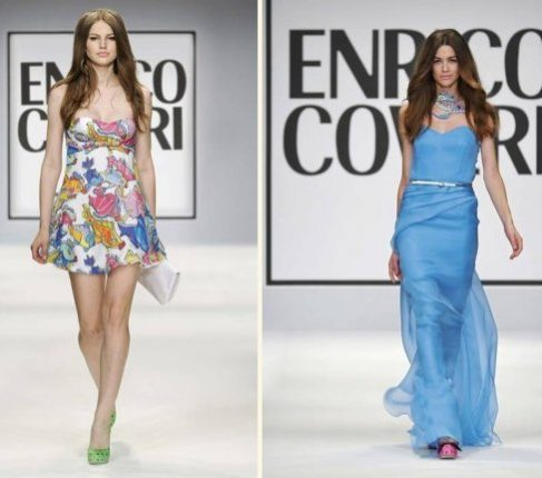 Enrico Coveri moda donna 2013