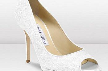 Jimmy Choo calzature sposa 2013