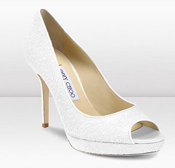 Jimmy Choo calzature sposa 2013