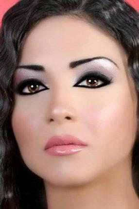 Metallic makeup 2013