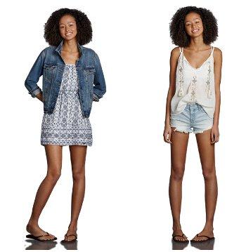 Abercrombie e Fitch abbigliamento primavera estate 2013