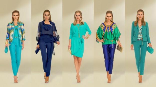 6687aabeba Abiti da cerimonia Luisa Spagnoli collezione estate - Abbigliamento ...