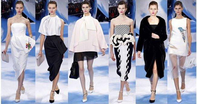 Christian Dior abbigliamento moda autunno inverno 2013 2014