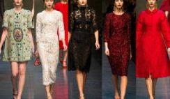 Dolce Gabbana autunno inverno 2013 2014