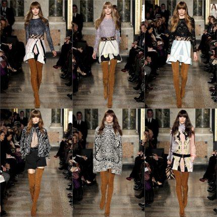 Emilio Pucci abbigliamento moda autunno inverno 2013 2014