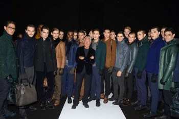 Giorgio Armani fall winter 2013 2014