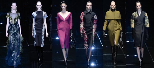 Gucci abbigliamento moda autunno inverno 2013 2014