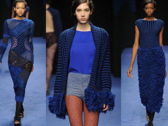 Kristina Ti abbigliamento moda autunno inverno 2013 2014
