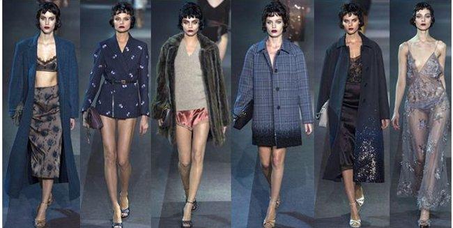 Louis Vuitton abbigliamento moda autunno inverno 2013 2014