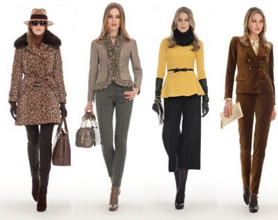 Luisa Spagnoli abbigliamento moda autunno inverno
