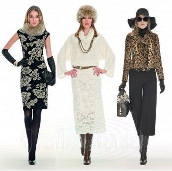 Luisa Spagnoli abbigliamento autunno inverno - Abbigliamento donna ... 764ac7b448e