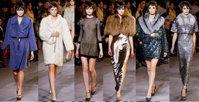 Marc Jacobs abbigliamento moda autunno inverno 2013 2014
