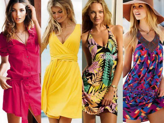 Moda abiti da spiaggia 2013