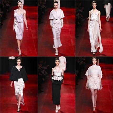 Nina Ricci abbigliamento moda autunno inverno 2013 2014