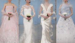 Abiti da sposa Oscar de la Renta 2014