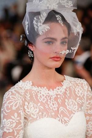 Abiti da sposa Oscar de la Renta collezione 2014 abiti matrimonio