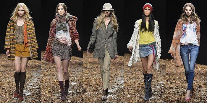 Benetton abbigliamento moda autunno inverno 2013 2014