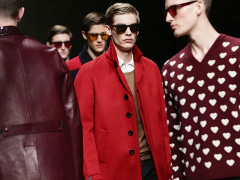 Burberry Prorsum nen fall winter 2013 2014