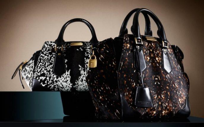 Burberry handbags autunno inverno 2013 2014