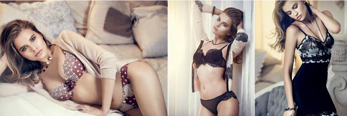 Catalogo intimo e lingerie Twin Set autunno inverno 2014