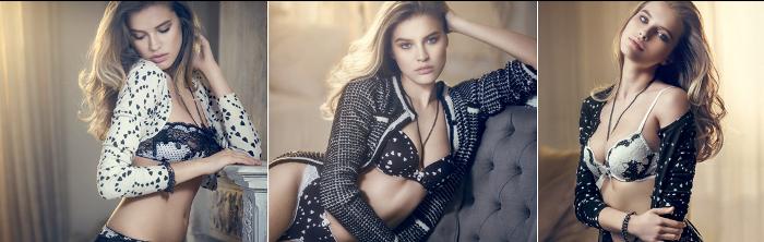 Catalogo lingerie Twin Set Simona Barbieri autunno inverno 2013 2014