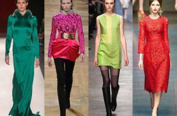 Colori moda autunno inverno 2013 2014