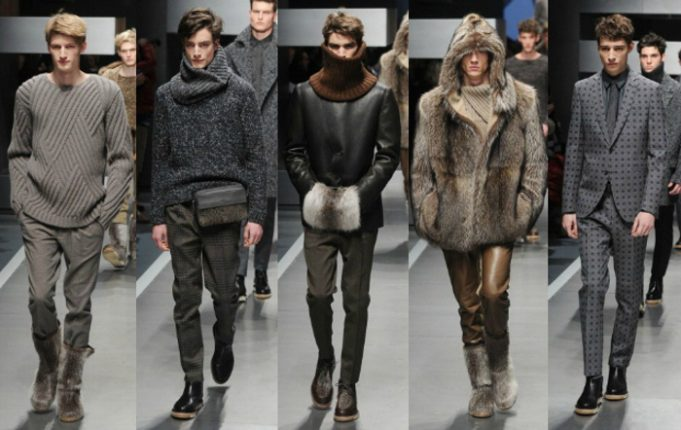 Fendi abbigliamento uomo autunno inverno 2013 2014
