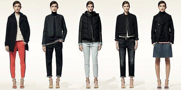 Gap abbigliamento moda autunno inverno 2013 2014