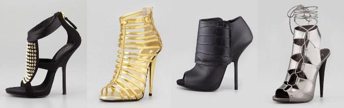 Giuseppe Zanotti scarpe 2014