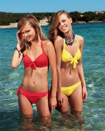 Golden Point moda costumi da bagno