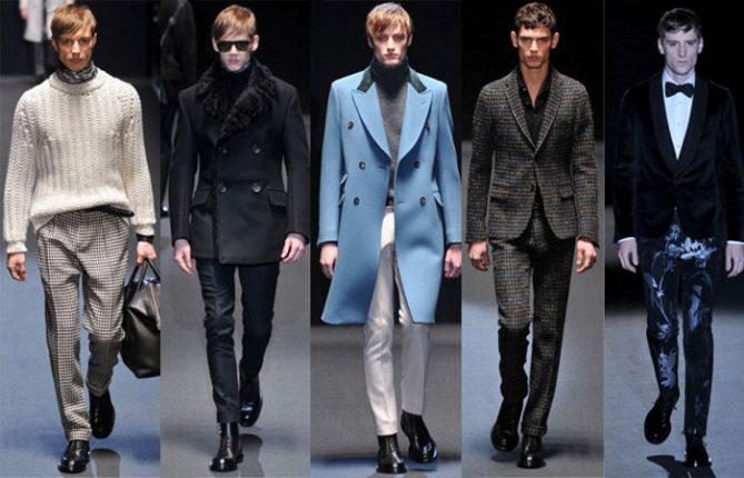Gucci abbigliamento uomo autunno inverno 2013 2014