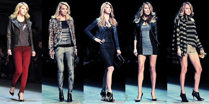 Guess abbigliamento moda autunno inverno 2013 2014