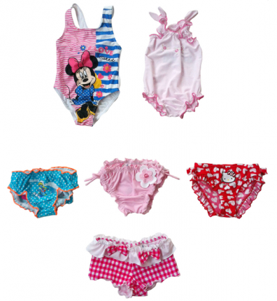 Indexe collezione costumi bambina