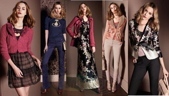 Liu Jo abbigliamento moda autunno inverno 2013 2014