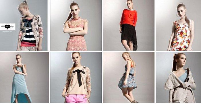 Made for Loving abbigliamento catalogo estate
