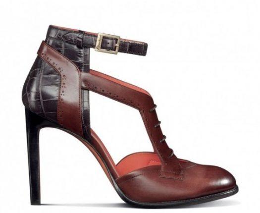 Mary Jane scarpe Santoni autunno inverno 2013 2014