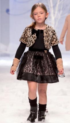 Miss Blumarine abbigliamento bambini catalogo autunno inverno