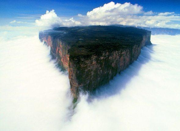 Monte Roraima Sud America