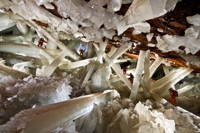 Nizza Grotta Dei Cristalli Messico