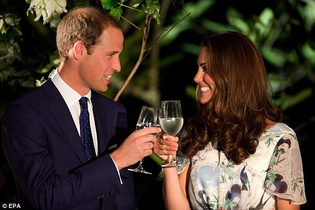 Principe William e Kate Middleton genitori nato royal beby