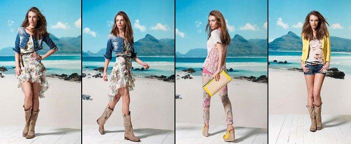 Rinascimento abbigliamento moda primavera estate 2013