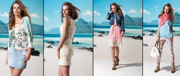 Rinascimento abbigliamento primavera estate 2013