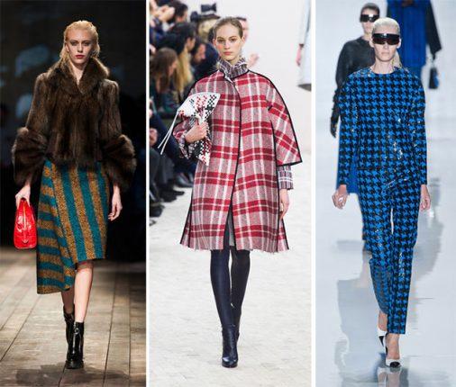 Stripes trend Autunno Inverno 2013 2014