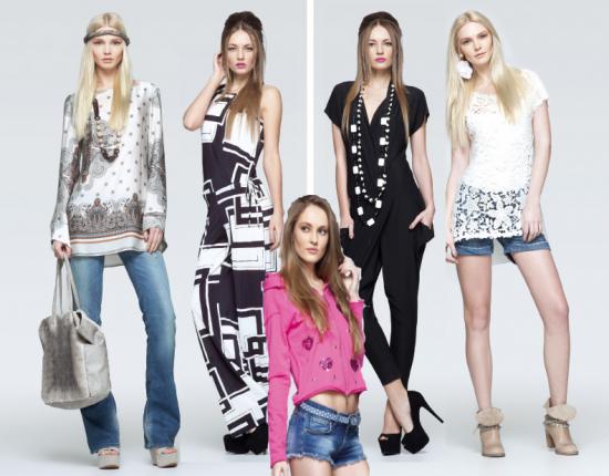 Talco abbigliamento collezione e catalogo estate 2013