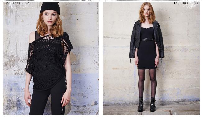 Tally Weijl moda autunno inverno 2013 2014