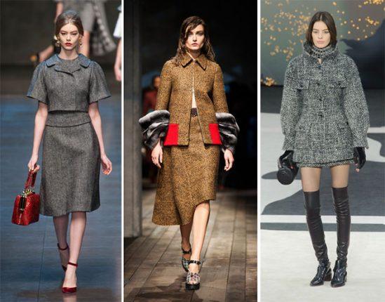 Tweed Trend Autunno Inverno 2013 2014