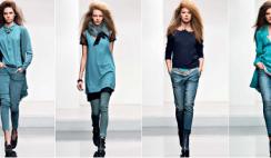 Twin Set Jeans abbigliamento catalogo autunno inverno 2014