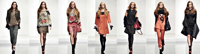 Twin Set Simona Barbieri abbigliamento autunno inverno 2013 2014