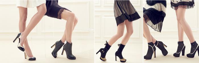 Twin Set scarpe donna catalogo autunno inverno 2014